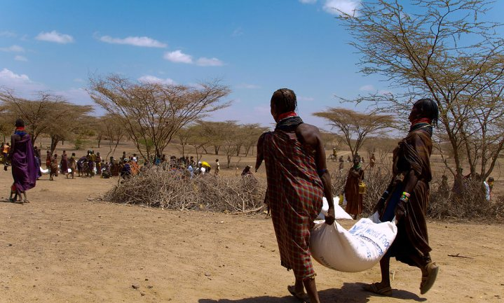 Food insecurity and the effects of Covid-19 on the vulnerable in Africa