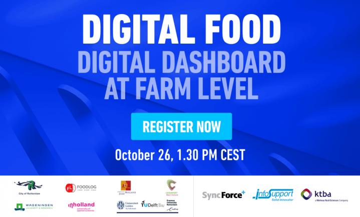 Digital Dashboard at a Farm Level