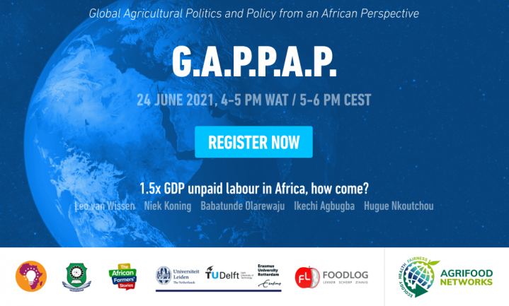 1.5x GDP unpaid labour in Africa, how come?