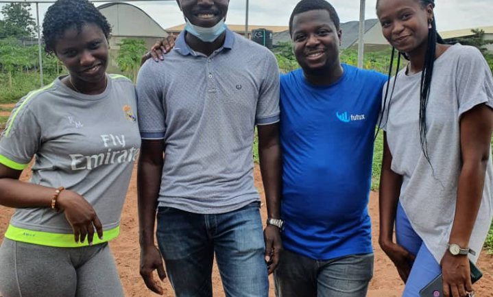 Food Security: Collaboration Among the Youths