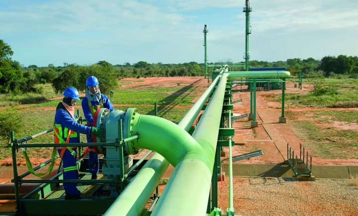 The Role of Oil & Gas in Africa's Energy Supply